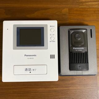 Panasonic - ◆あき様専用◆Panasonic テレビドアホン VL-MV20
