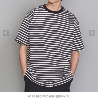BEAUTY&YOUTH UNITED ARROWS - TOWN Tシャツ