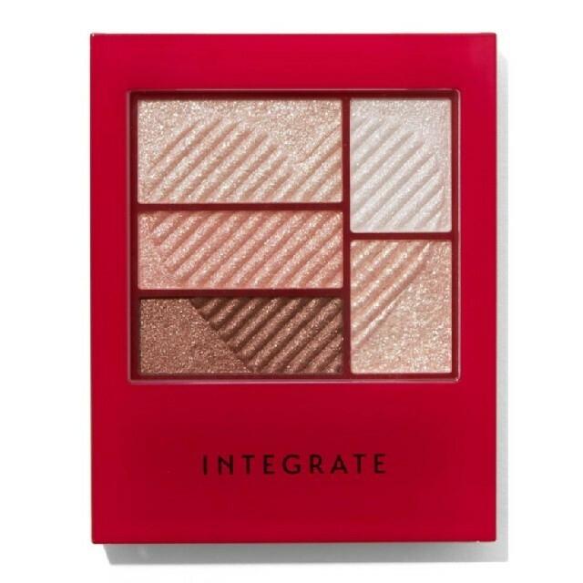 INTEGRATE(インテグレート)のインテグレート トリプルレシピアイズ コスメ/美容のベースメイク/化粧品(アイシャドウ)の商品写真