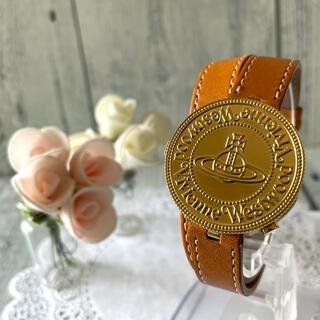 Vivienne Westwood - 【電池交換済み】 ヴィヴィアン 腕時計 VW-78B6 コインウォッチ