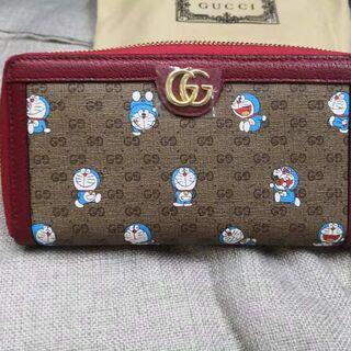 Gucci - GUCCI × ドラえもん 長財布