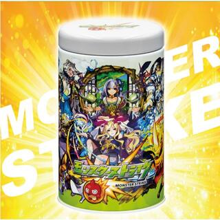 モンスターストライク 缶入り プレミアム ティーバッグ(茶)