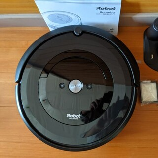 iRobot - キレイ!iRobot Roomba ルンバe5 wi-fi Alexa