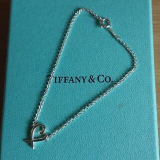 Tiffany & Co. - ティファニー ラビングハートブレスレット