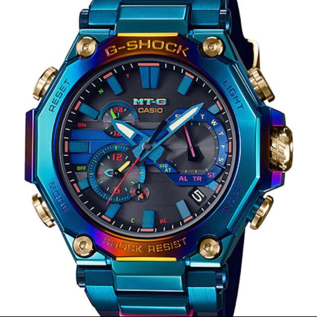 G-SHOCK(ジーショック)の【CASIO】MTG-B2000PH-2AJR G-SHOCK カシオ メンズの時計(腕時計(アナログ))の商品写真