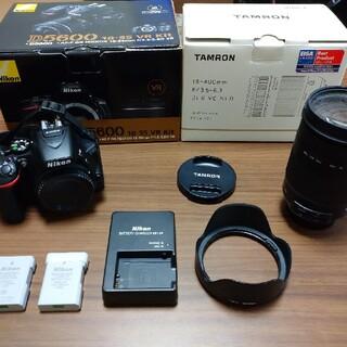 Nikon - Nikon d5600 / タムロン 18-400mm