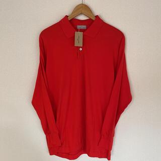 コムデギャルソン(COMME des GARCONS)のタグ付き コムデギャルソン デッドストック 90s ポロシャツ ロングスリーブ(ポロシャツ)