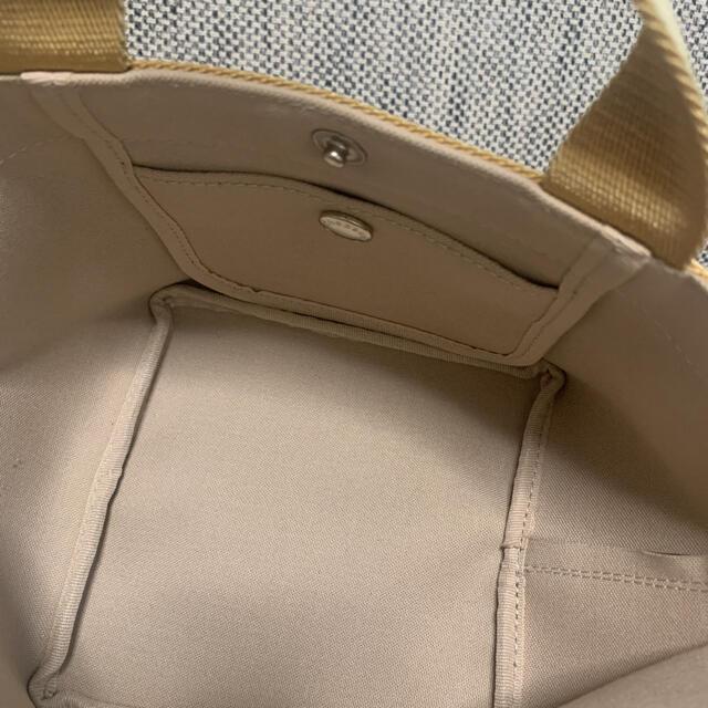 Herve Chapelier(エルベシャプリエ)の専用です! エルベシャプリエ  701GP ゴールド トープ レディースのバッグ(ハンドバッグ)の商品写真