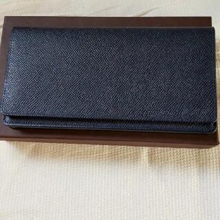 ガンゾ(GANZO)のヴァッサン✖阪急メンズ館限定の長財布 フランス製 新品 箱付き(長財布)