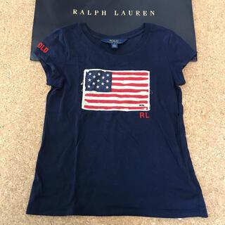 ラルフローレン(Ralph Lauren)のラルフローレン 国旗 120 Tシャツ(Tシャツ/カットソー)