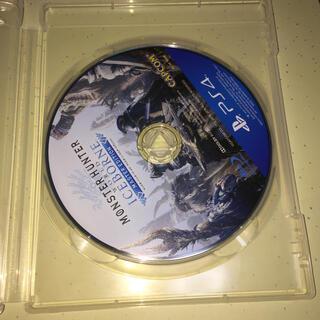 PlayStation4 - モンスターハンターワールド アイスボーン マスターエディション