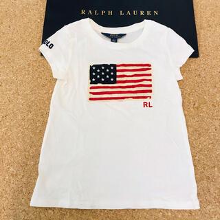 ラルフローレン(Ralph Lauren)のラルフローレン Tシャツ 国旗 120(Tシャツ/カットソー)