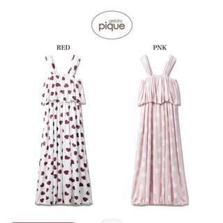 gelato pique - 【新品未使用品】ジェラピケ ハート柄ドレス