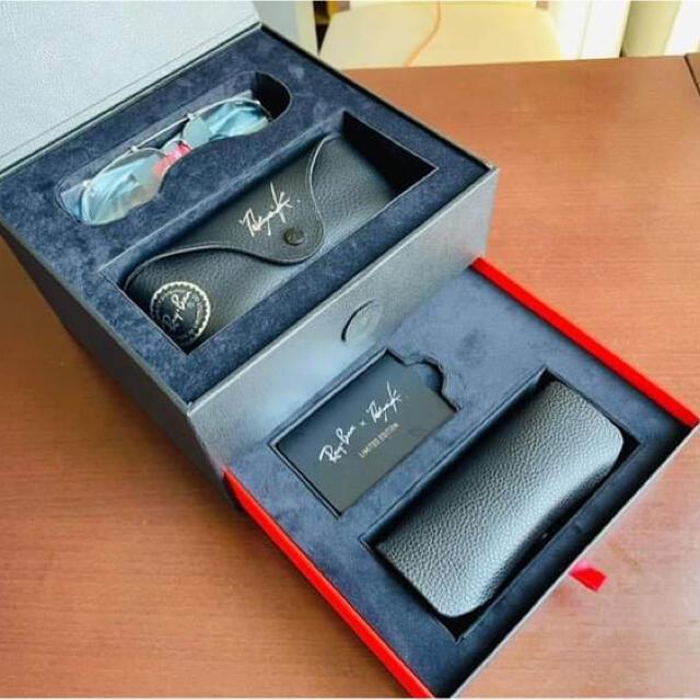Ray-Ban(レイバン)のレイバン×木村拓哉の限定コラボサングラス メンズのファッション小物(サングラス/メガネ)の商品写真