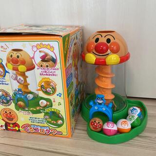 アンパンマン - アンパンマンくるコロタワー 知育玩具
