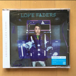 キンキキッズ(KinKi Kids)のLOVE FADERS(初回盤 B)ENDRECHERI (ポップス/ロック(邦楽))