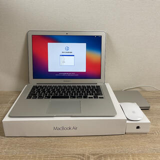 Apple - 美品 MacBook Air 13インチ Magic Mouse おまけ付