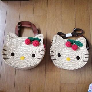 キティ手提げバッグ、ショルダーバッグ