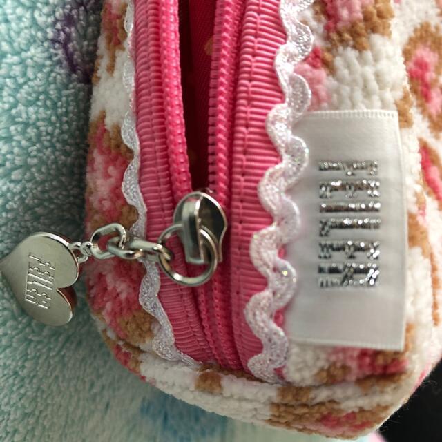 FEILER(フェイラー)のフェイラー 未使用 ポーチ 限定品 レディースのファッション小物(ポーチ)の商品写真