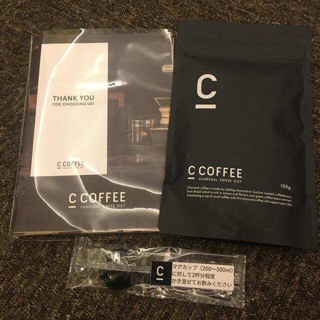 シーコーヒー C COFFEE コスメ/美容のダイエット(ダイエット食品)の商品写真