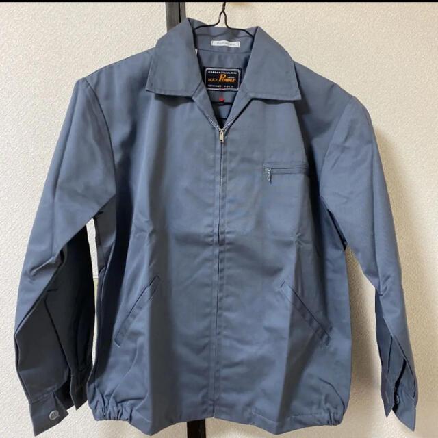 未使用 作業着 ジャケット ブルゾン メンズ ジャンパー ワークマン 上着 メンズのジャケット/アウター(ブルゾン)の商品写真