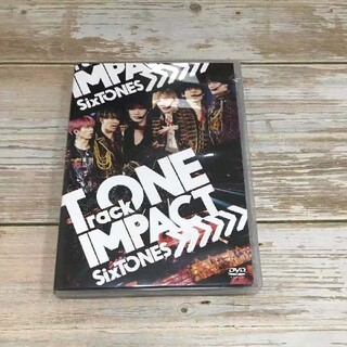 SixTONES/TrackONE-IMPACT-〈2枚組〉
