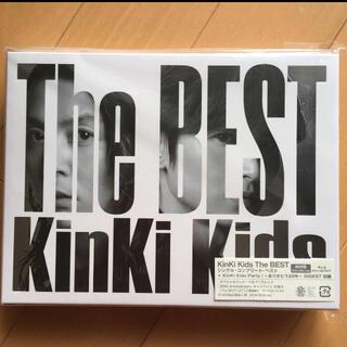 キンキキッズ(KinKi Kids)のThe BEST(初回盤/Blu-ray Disc付)KinKiKids (ポップス/ロック(邦楽))