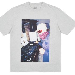 シュプリーム(Supreme)のPalace skateboards mixer tee grey marl M(Tシャツ/カットソー(半袖/袖なし))