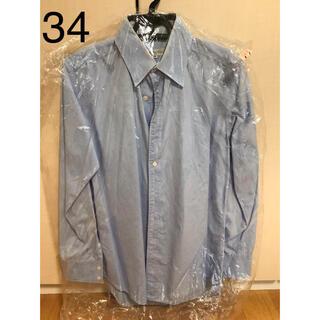 ジョンローレンスサリバン(JOHN LAWRENCE SULLIVAN)のジョンローレンスサリバン  シャツ 水色 34(シャツ)