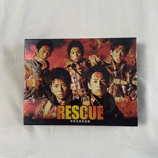 ジャニーズ(Johnny's)のRESCUE 特別高度救助隊 DVDBOX(TVドラマ)