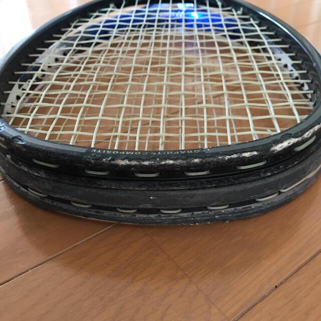 YONEX(ヨネックス)のソフトテニス 軟式テニス YONEX ラケット 2本セット ボールと空気詰め付き スポーツ/アウトドアのテニス(ラケット)の商品写真