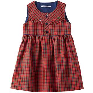 familiar - ファミリア ジャンパースカート