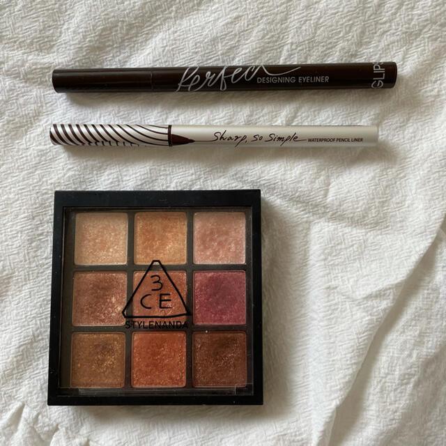 3ce(スリーシーイー)の3ce アイシャドウ コスメ/美容のベースメイク/化粧品(アイシャドウ)の商品写真