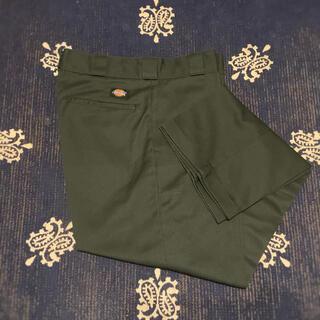 Dickies - 90's Dickies WORK PANTS MADE IN USA グリーン