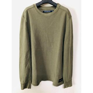 カルバンクライン(Calvin Klein)のカルバンクライン  カットソー(Tシャツ/カットソー(七分/長袖))