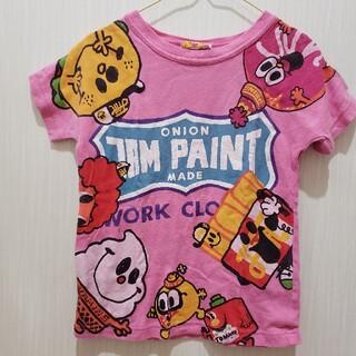 JAM - ジャム お菓子柄 Tシャツ 120㎝