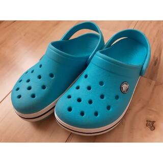 crocs - crocs クロックス 水遊び用サンダル12-13 18.5cm