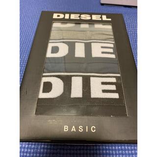 DIESEL - 『新品』ディーゼル メンズ ボクサーパンツ