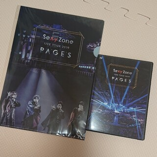 Sexy Zone - SexyZone LIVE TOUR 2019 PAGES 通常盤 DVD