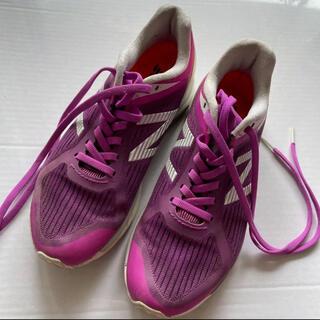 ニューバランス(New Balance)のニューバランス ハンゾーU ランニングシューズ  23cm マラソン(シューズ)
