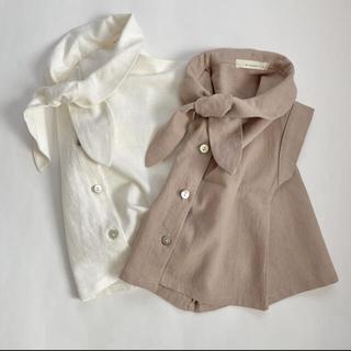 キャラメルベビー&チャイルド(Caramel baby&child )のぶーちゃん様 専用(ブラウス)