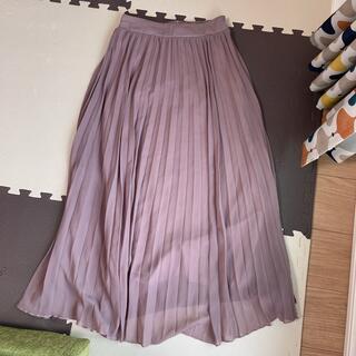 GRL - GAL(グレイル) プリーツロングスカート