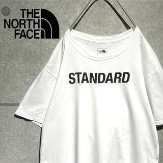 ザノースフェイス(THE NORTH FACE)のTHE NORTH FACE 人気デザイン スタンダード ロゴ Tシャツ(Tシャツ/カットソー(半袖/袖なし))