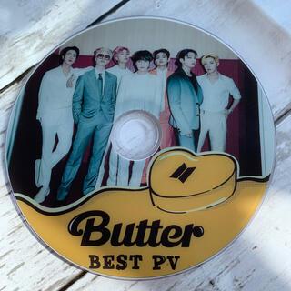 ボウダンショウネンダン(防弾少年団(BTS))のBTS 最新DVD butter ⭐️チュプター付き 高画質💕2021(ミュージック)