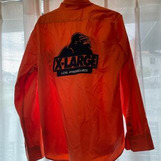 XLARGE - エクストララージ メンズワークシャツ