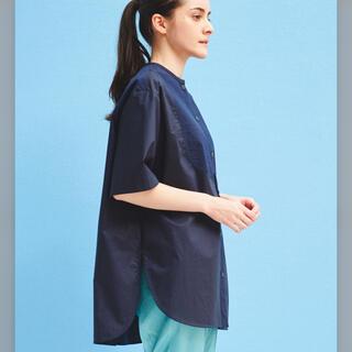 Drawer - yori 2021コンビネーションワイドシャツ