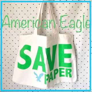 アメリカンイーグル(American Eagle)のAmerican Eagle アメリカンイーグルUS限定サマートートバッグ(トートバッグ)