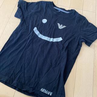 ARMANI JUNIOR - アルマーニジュニア男の子用8Y120人気完売Tシャツ