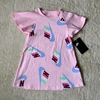 ナイキ(NIKE)のナイキ Tシャツ Tシャツワンピース 95(Tシャツ/カットソー)
