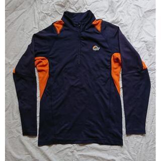 ロウアルパイン(Lowe Alpine)のトレッキングシャツ ハーフジップ   ロウアルパイン(登山用品)